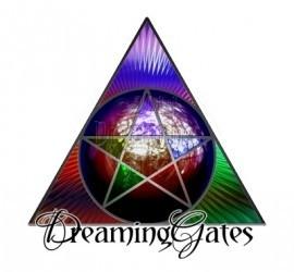 Dreaming Gates Logo - v12
